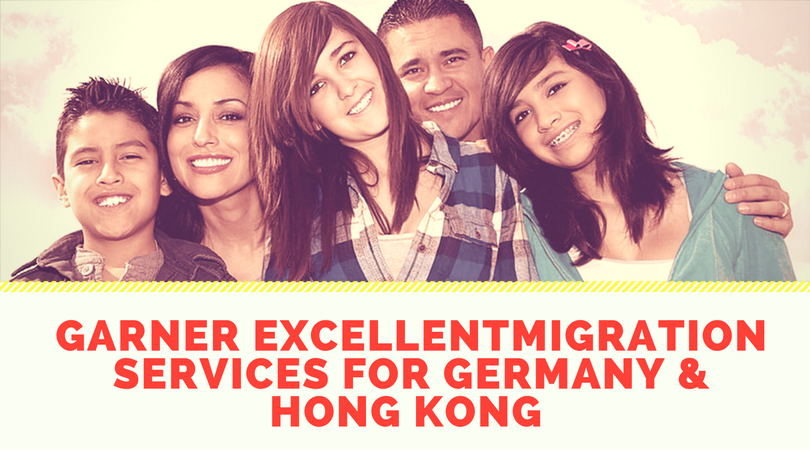 Garner Excellent Migration Services for Germany & Hong Kong