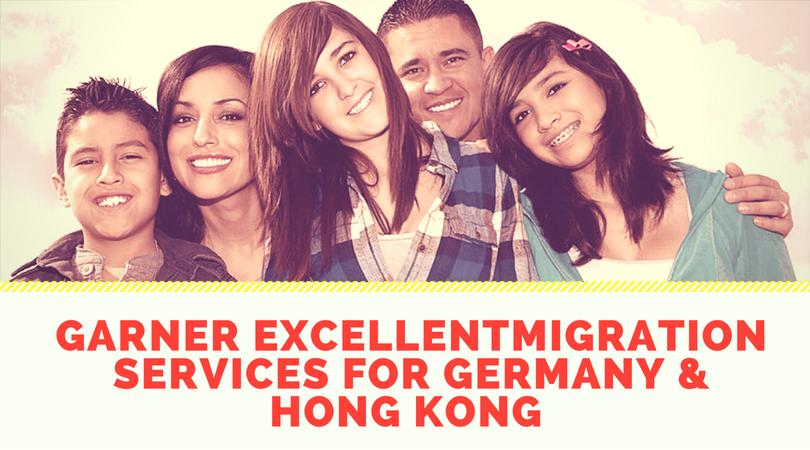Garner Excellent Migration Services for Germany & Hong Kong