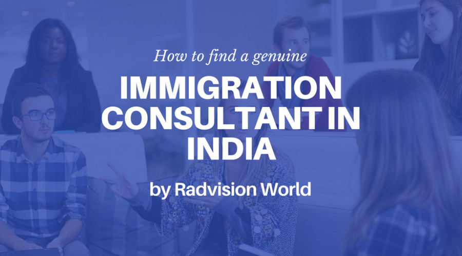 How to find a genuine immigration consultant in India?