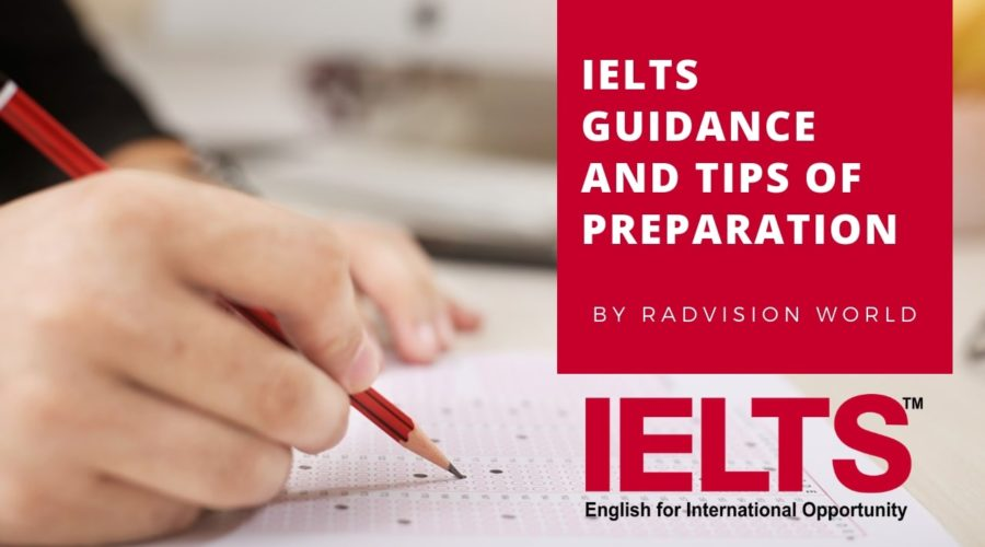 IELTS Guidance and Tips of Preparation