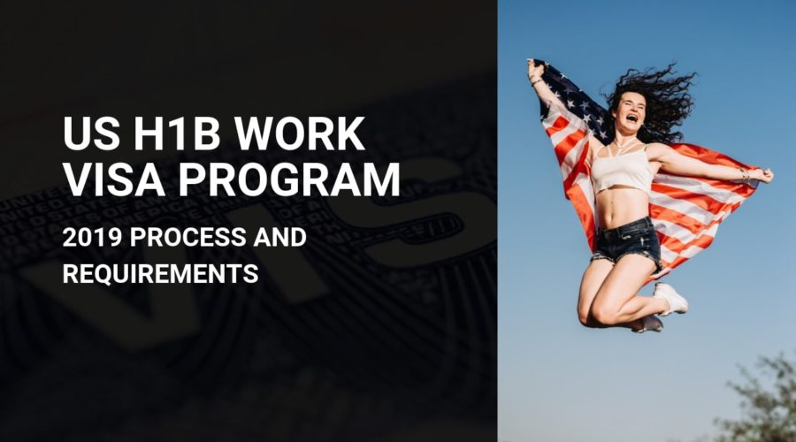 US H1B Work Visa Program – 2019 Process and Requirements
