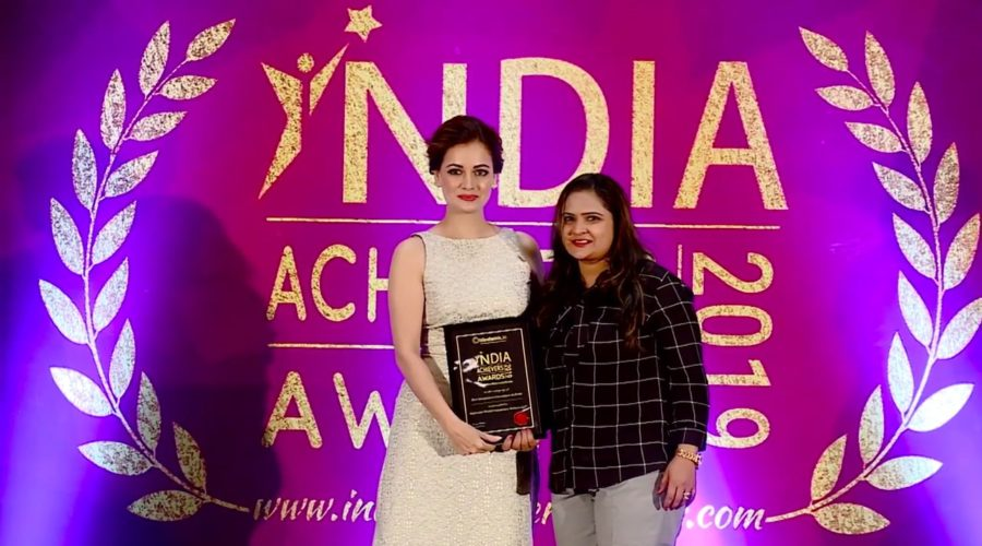 Radvision World Awarded for Best Immigration Consultants in 2019 at India Achievers Awards